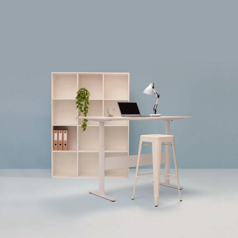 Workspace 1400 Sit 2 Stand Desk White, , hi-res