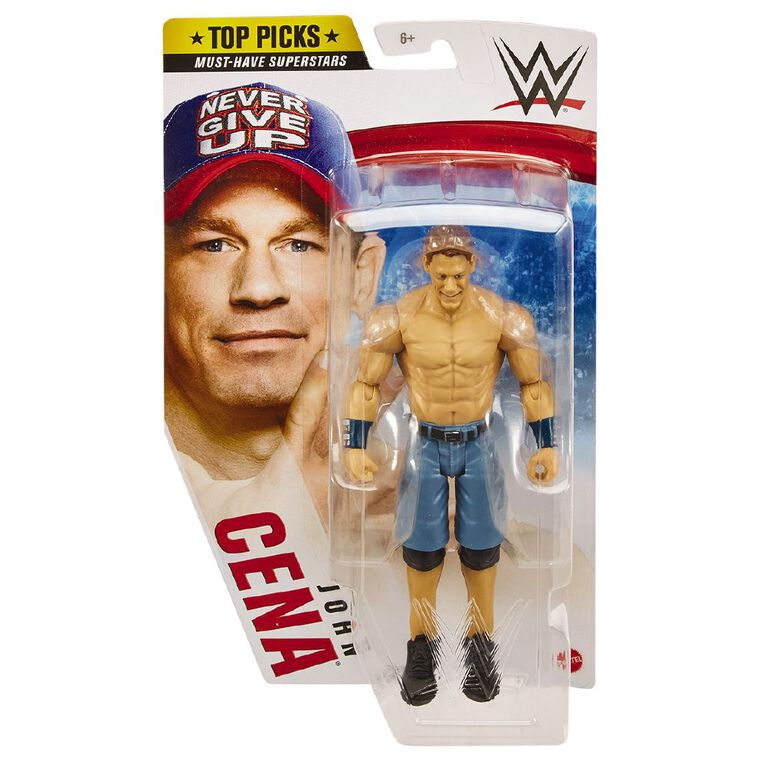 WWE Top Talent Basic Figure Assorted, , hi-res