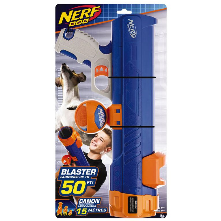NERF Dog Tennis Ball Blaster, , hi-res