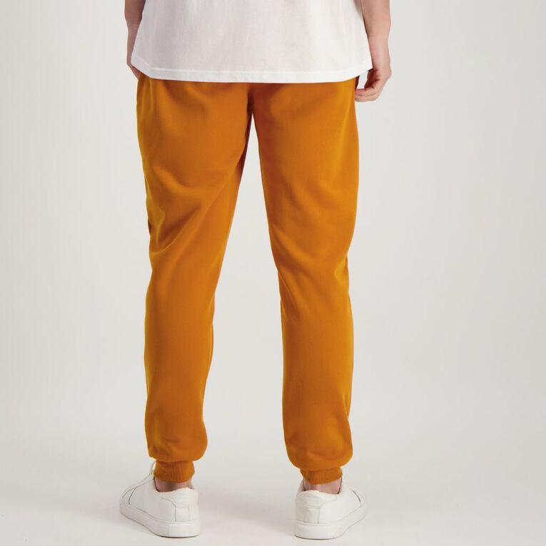 Garage Men's Fresh Trackpants, Tan, hi-res