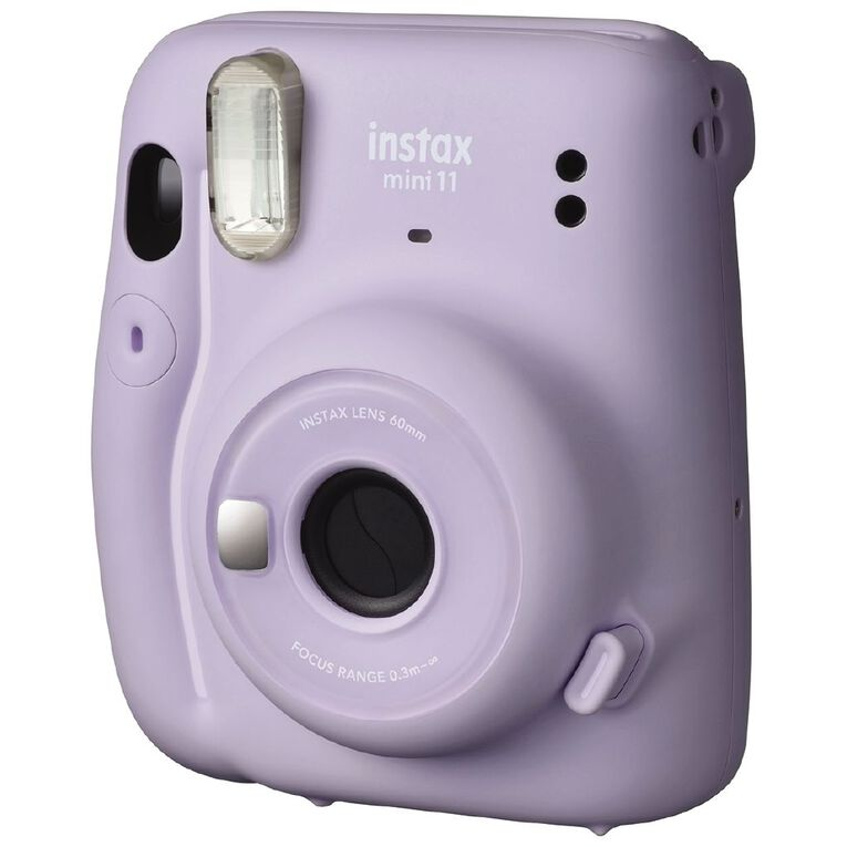 Fujifilm Instax Mini 11 Instant Camera Lilac Purple, , hi-res