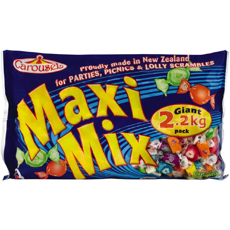 Carousel Maxi Mix 2.2kg, , hi-res