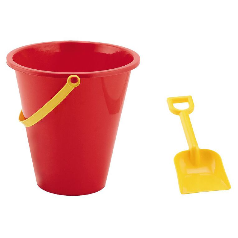 Active Intent Water Bucket 8 inch with Spade Assorted, , hi-res