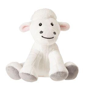 Babywise Lamb Rattle Toy