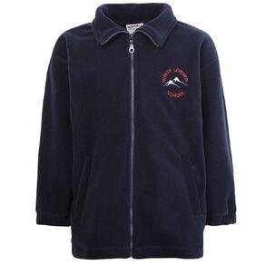 Schooltex North Loburn Polo Fleece Jacket with Embroidery