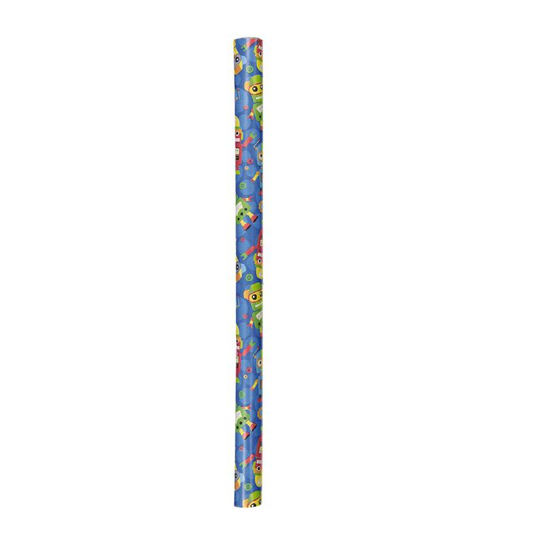 Party Inc Giftwrap 60cm x 5m Assorted, , hi-res
