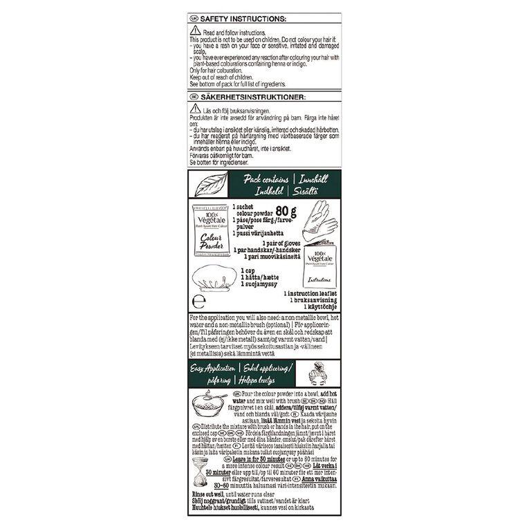 Schwarzkopf 100% Vegetale Soft Black, , hi-res