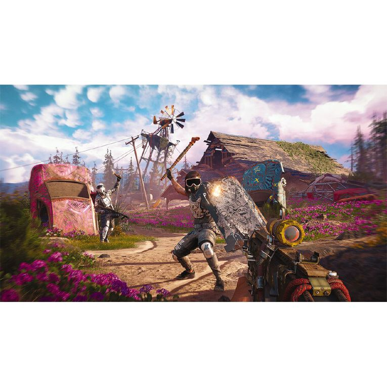 PS4 Far Cry New Dawn, , hi-res image number null