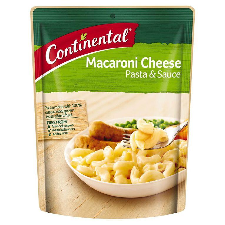 Continental Pasta & Sauce Macaroni & Cheese 105g, , hi-res
