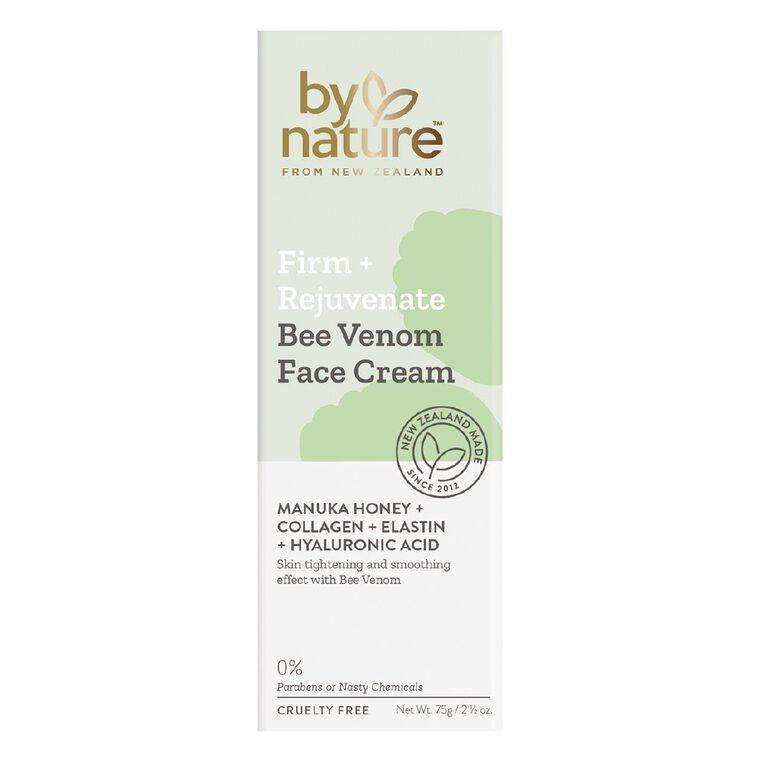 By Nature Bee Venom Face Cream 75g, , hi-res