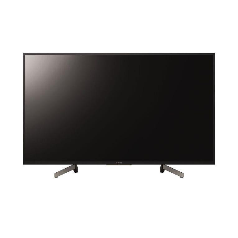 Sony 49 inch 4K Ultra HD HDR Smart TV KD49X7000G, , hi-res