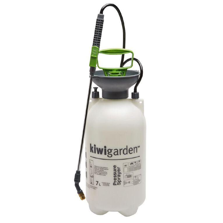 Kiwi Garden Pressure Sprayer 7L, , hi-res