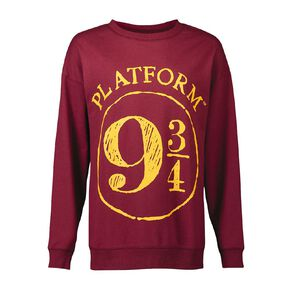 Harry Potter Warner Bros Women's Lounge Sweatshirt