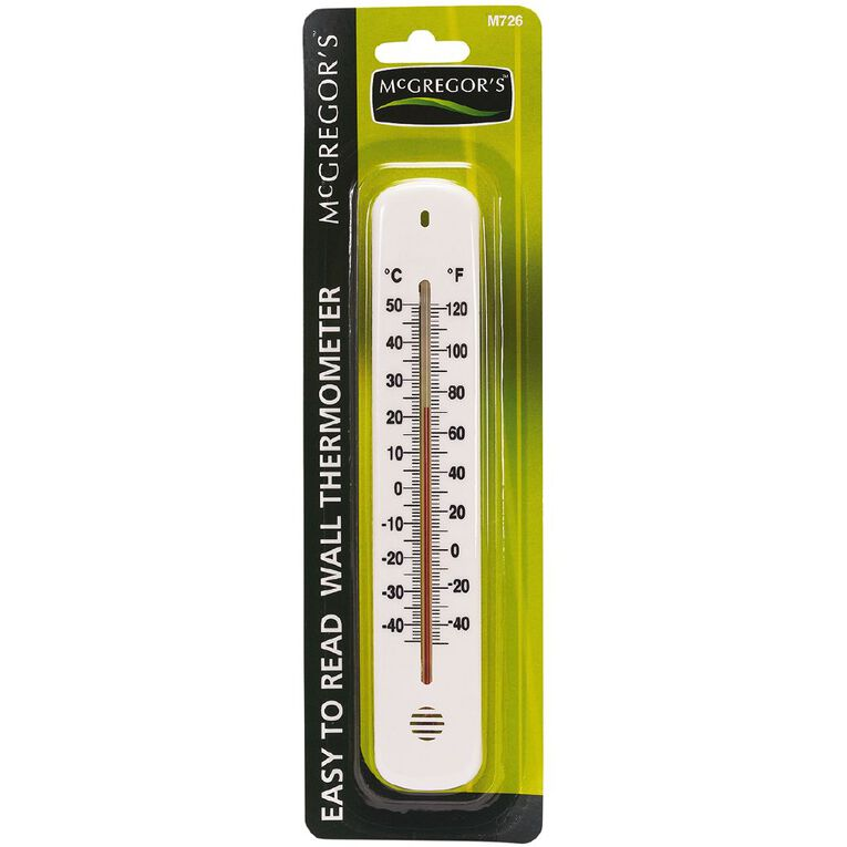 McGregor's Home and Garden Thermometer, , hi-res