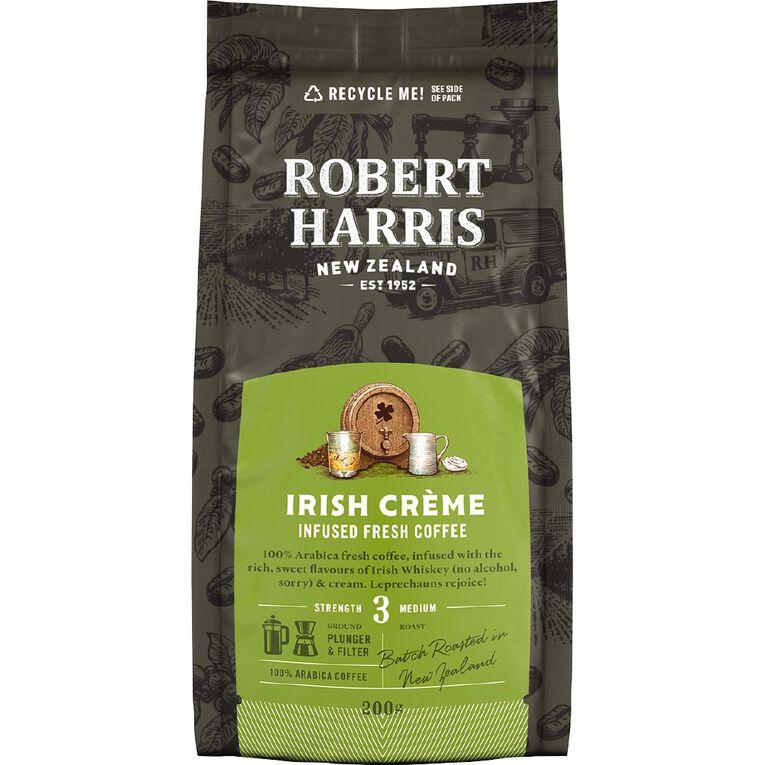 Robert Harris Infused Coffee Irish Creme Plunger 200g, , hi-res