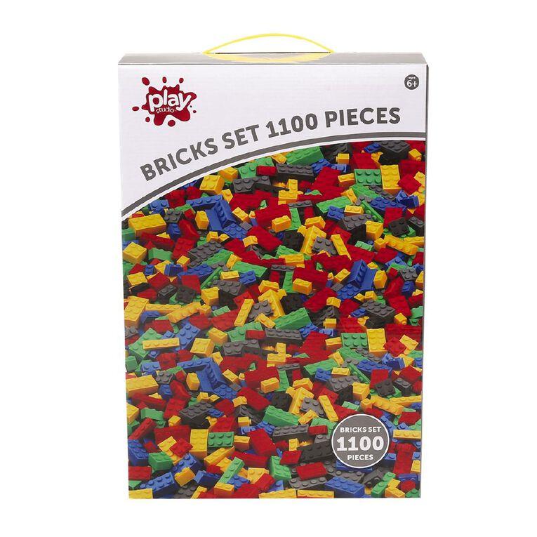 Play Studio Bricks 1100 Pieces, , hi-res
