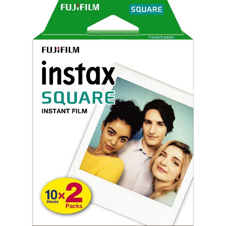 Fujifilm Instax Square Film 20 Pack, , hi-res