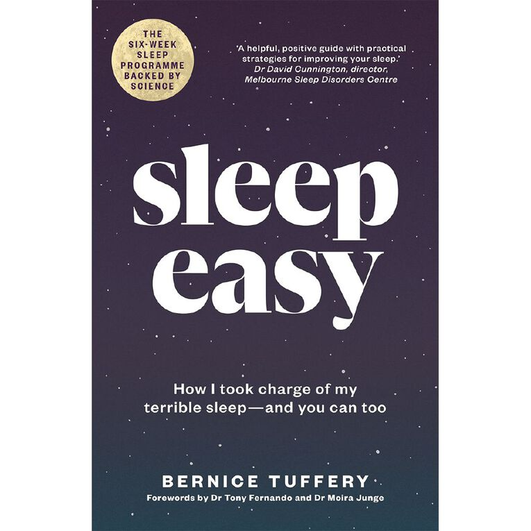 Sleep Easy by Bernice Tuffery, , hi-res