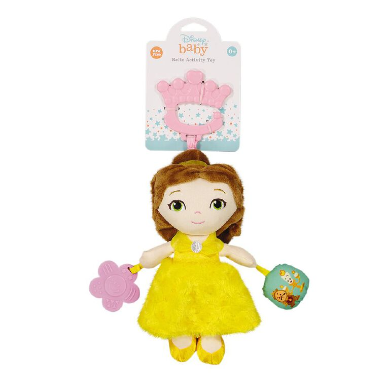 Disney Princess Belle Activity Toy, , hi-res