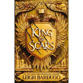 King of Scars #1 by Leigh Bardugo