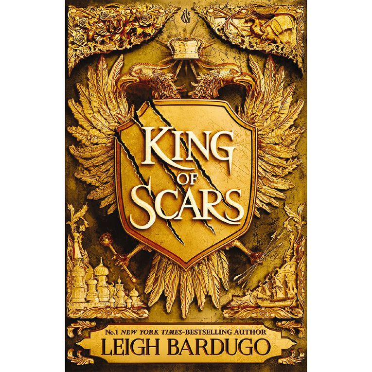 King of Scars #1 by Leigh Bardugo, , hi-res