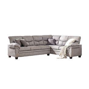 Living & Co Athena 5 Seater Corner Sofa