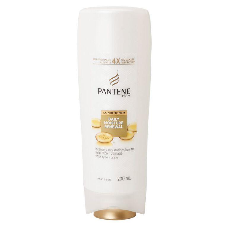 Pantene Daily Moisture Renewal Conditioner 200ml, , hi-res