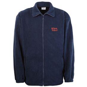 Schooltex Milson Polar Fleece Jacket with Embroidery