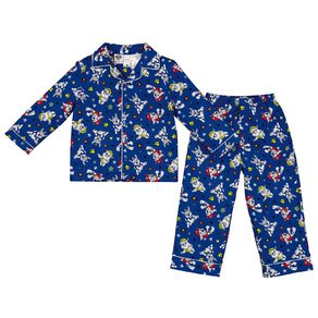 Paw Patrol Boys' Flannel Pyjamas