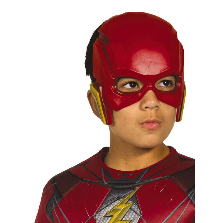The Flash Deluxe Costume - Size 6-8, , hi-res