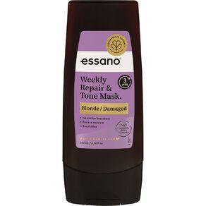 Essano Blonde Weekly Repair & Tone Mask 200ml