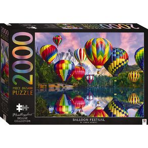 Hinkler Mindbogglers Balloon Festival 2000 Piece