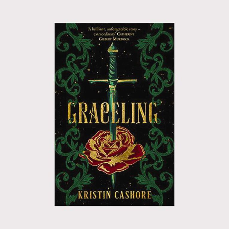 Graceling by Kristin Cashore, , hi-res