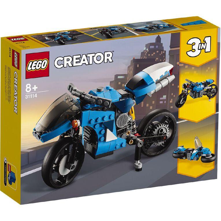 LEGO Creator Superbike 31114, , hi-res
