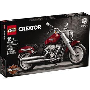 LEGO Creator Expert Harley-DavidsonR Fat BoyR 10269