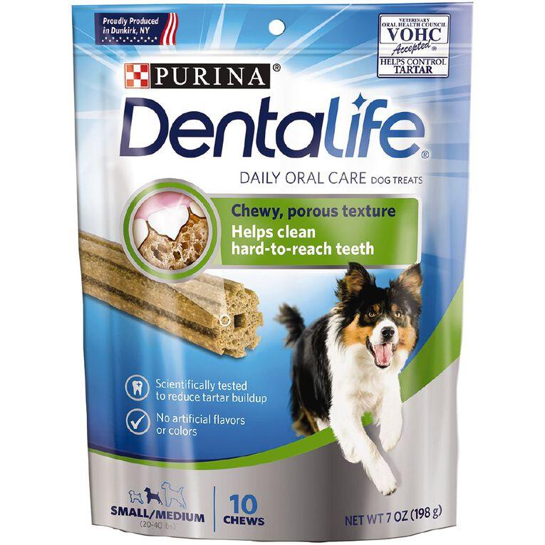 Purina Dentalife Dog Dental Snacks Small/Medium 198g, , hi-res