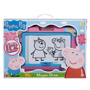 Peppa Pig Magnetic Scribbler