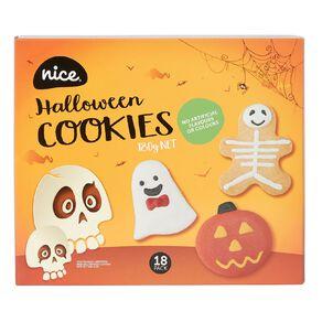 Nice Halloween Cookies 18 Pack 180g