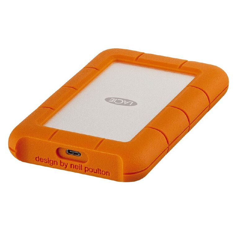 LaCie 2TB Rugged Portable USB 3.1 USB-C, , hi-res