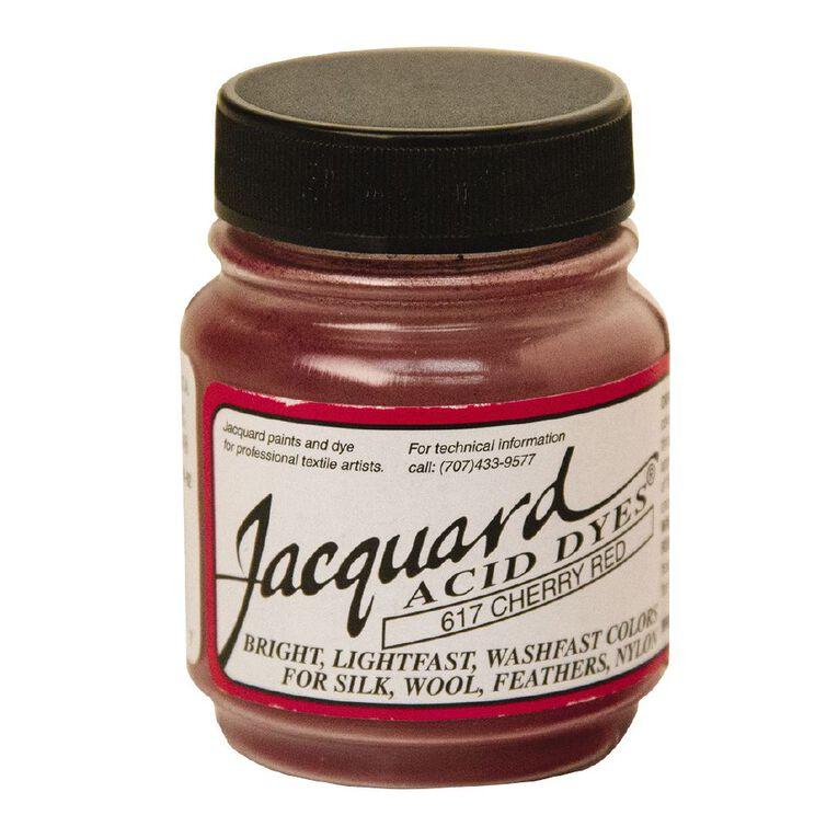 Jacquard Acid Dye 14.17g Cherry Red, , hi-res image number null