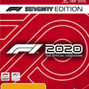 XboxOne F1 2020: 70th Anniversary Edition