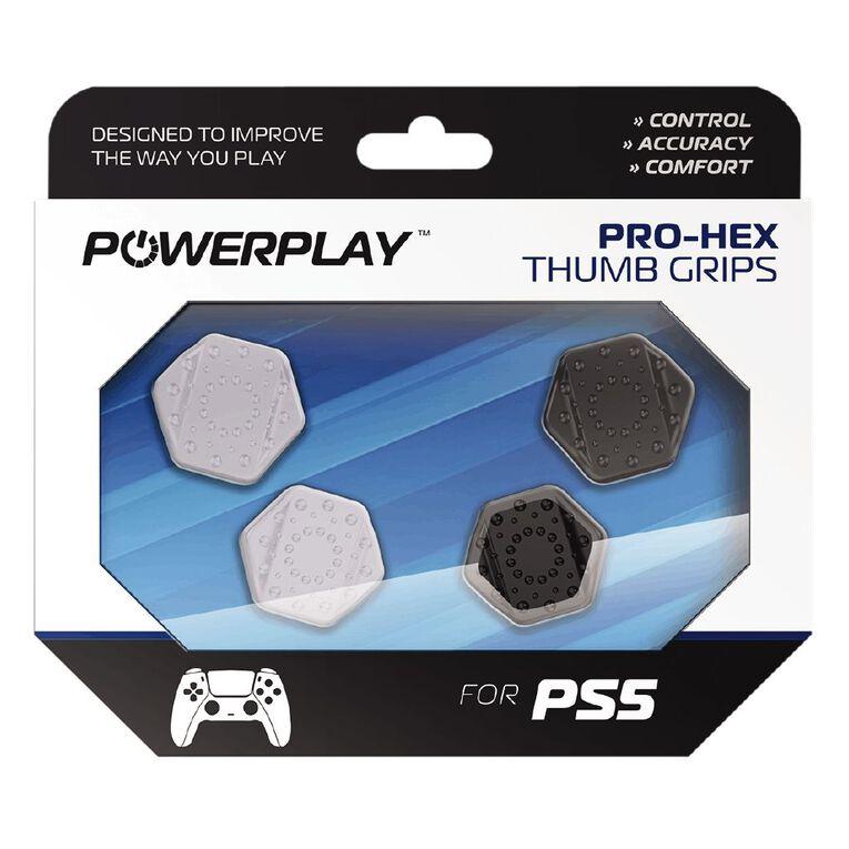 PowerPlay PS5 Pro-Hex Thumb Grips, , hi-res