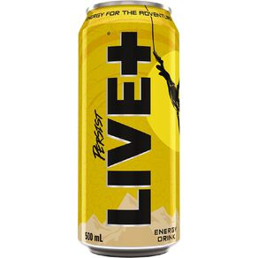 Live + Persist Can 500ml