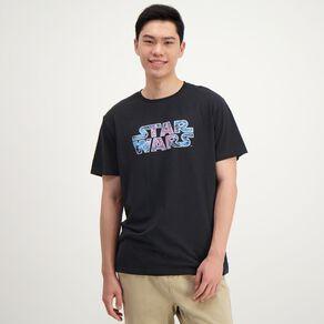 Star Wars Disney Men's Short Sleeve Tee