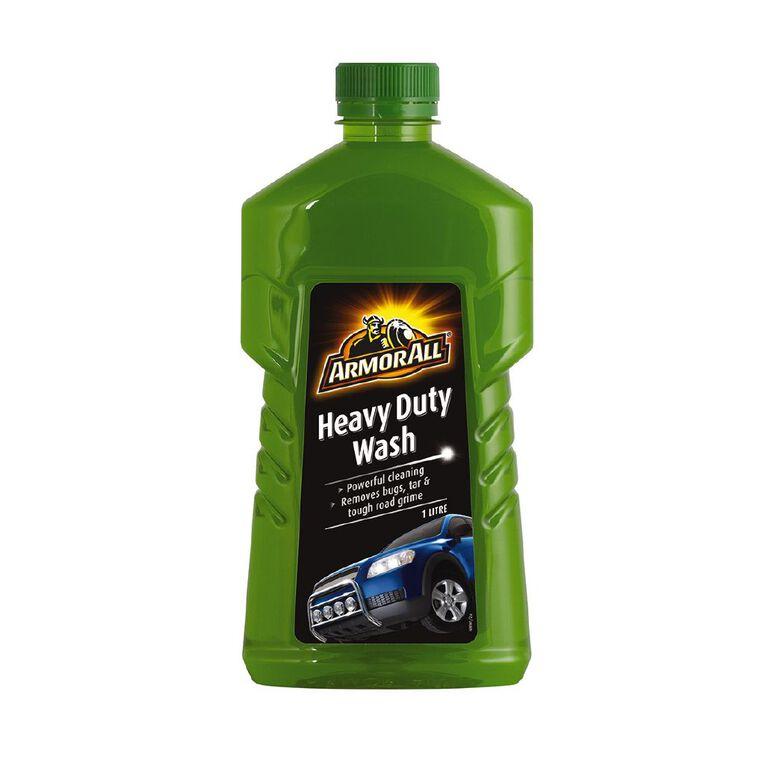 Armor All Heavy Duty Car Wash 1L, , hi-res