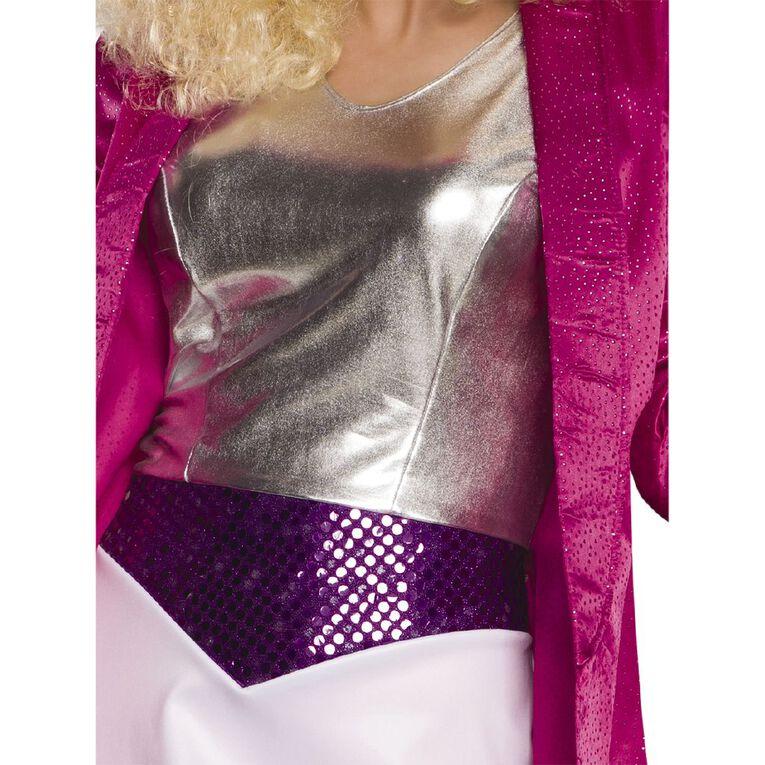 Barbie Rocker Adult Costume - Size M, , hi-res