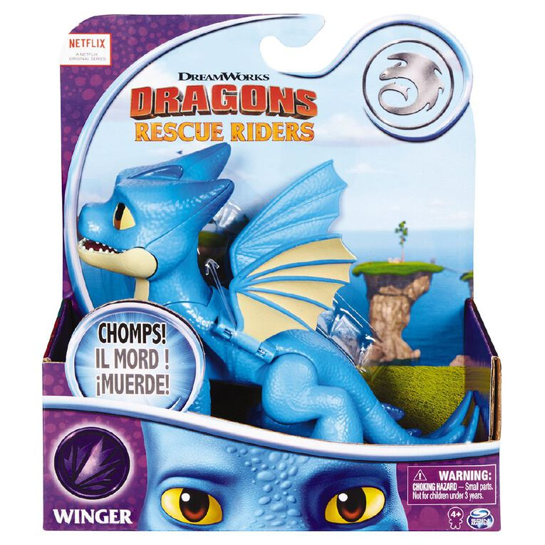 Rescue Riders Basic Dragon, , hi-res