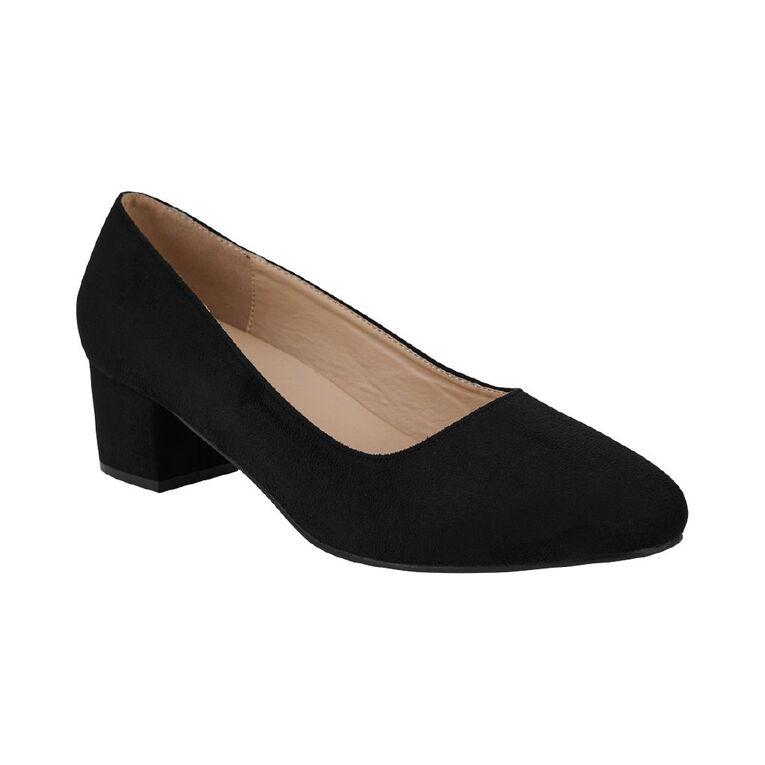 H&H Close Toe Dress Shoes, Black, hi-res