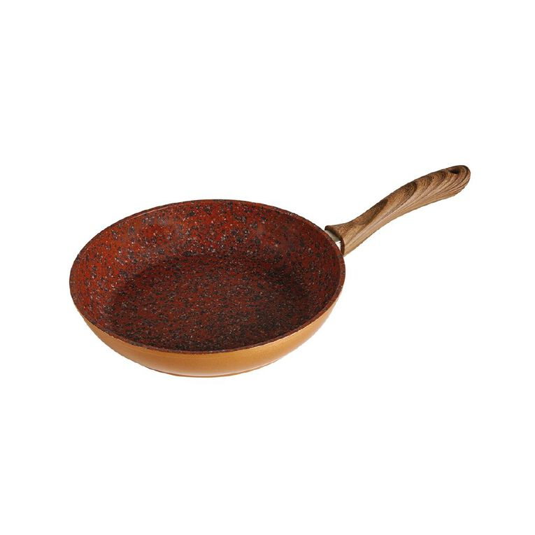 As Seen On TV Copper And Rock Pan 28cm, , hi-res