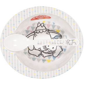 Dumbo Bowl and Spoon Set